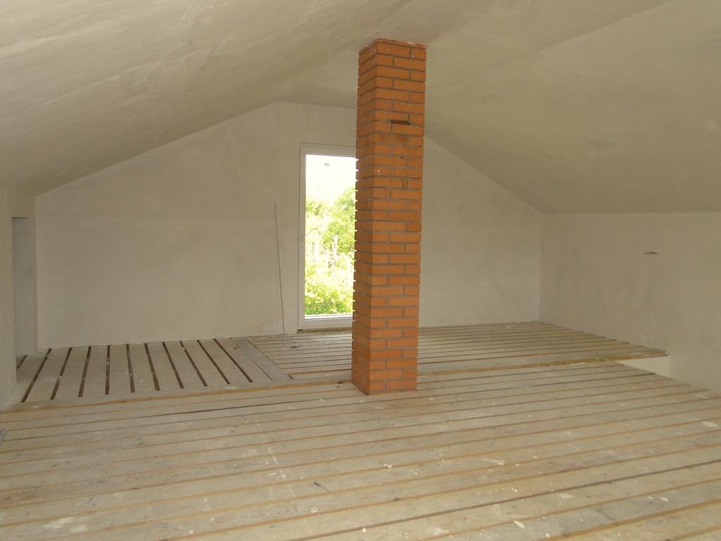 Отделка стен деревянного дома минеральной ватой